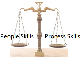 balancing people and process
