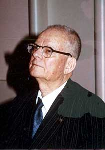 photo of Dr. W. Edwards Deming