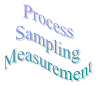 process, test and sampling
