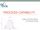 process capability complete teaching guide